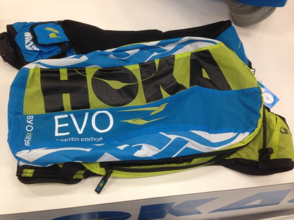 "First look at Hoka's cool new ""Evo Race"" running pack: Gear Review"