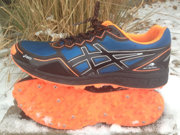 Possibly the Best Winter Running Shoe Ever: Asics Gel Fuji-Setsu Shoe Review